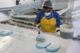 Open Mould – Hand Lay up